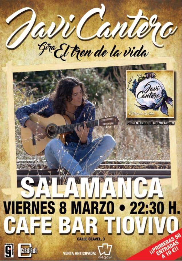 Tío Vivo Javi Cantero Salamanca Marzo 2019