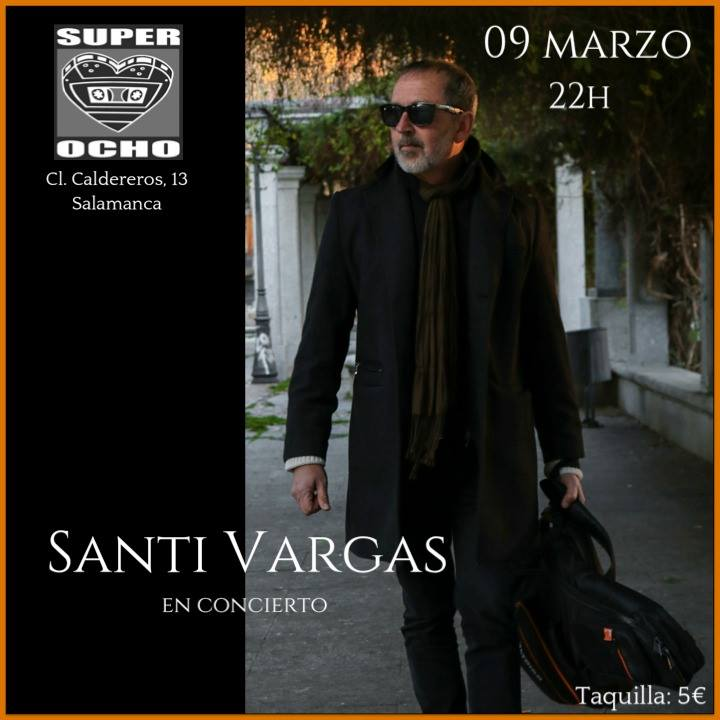 Super 8 Santi Vargas Salamanca Marzo 2019