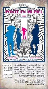 La Malhablada Ponte en mi piel Salamanca Marzo 2019