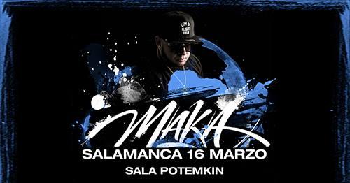 Potemkim Maka Salamanca Marzo 2019