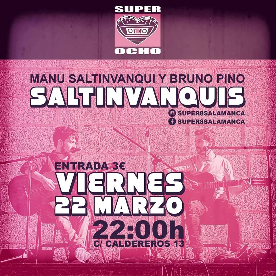 Super 8 Saltinvanquis Salamanca Marzo 2019