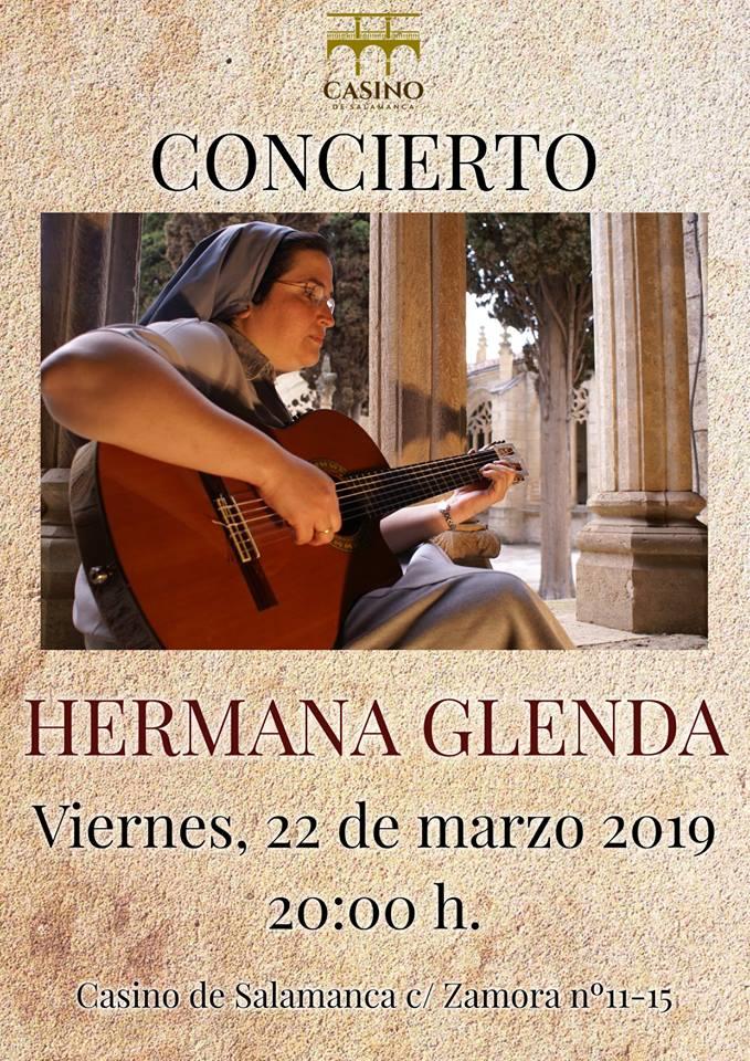 Casino de Salamanca Hermana Glenda Salamanca Marzo 2019