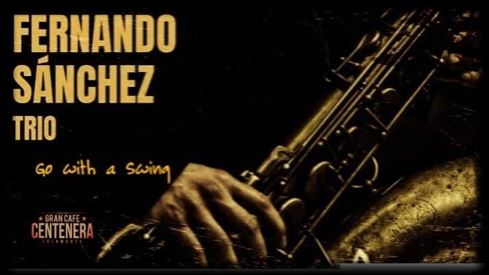 Centenera Fernando Sánchez Trío Salamanca Marzo 2019