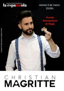 La Espannola Christian Magritte Salamanca Marzo 2019