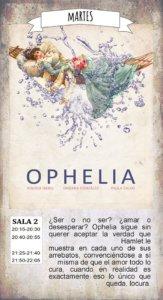 La Malhablada Ophelia Salamanca Marzo 2019