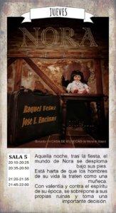 La Malhablada Nora Salamanca Marzo 2019