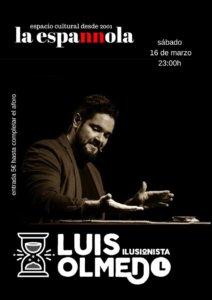 La Espannola Luis Olmedo Salamanca Marzo 2019
