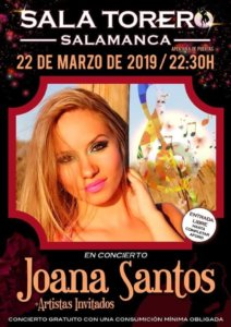 Sala Torero Joana Santos Salamanca Marzo 2019