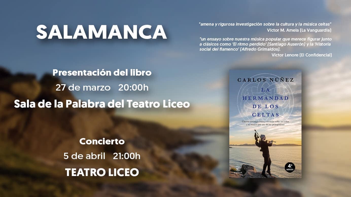 Teatro Liceo Carlos Núñez Salamanca Abril 2019