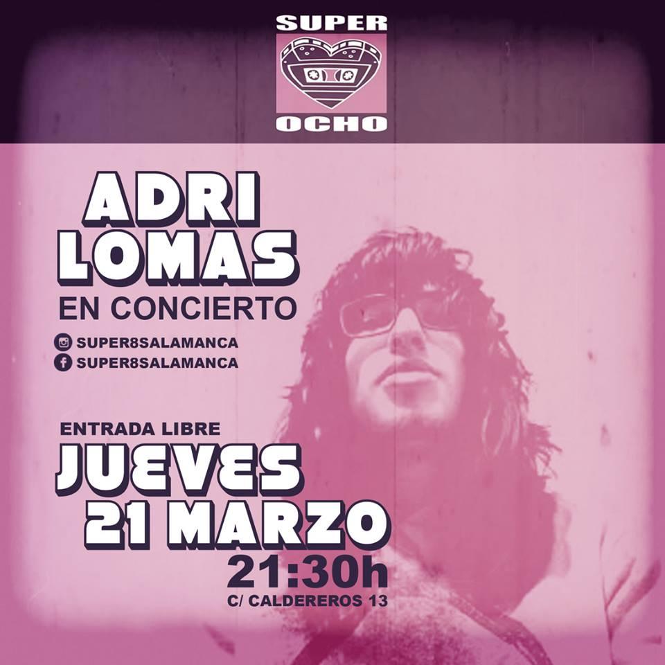 Super 8 Adri Lomas Salamanca Marzo 2019