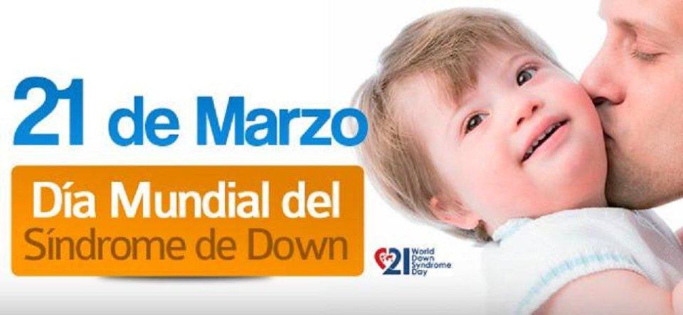 Puerta de Zamora Día Mundial del Síndrome de Down Salamanca Marzo 2019