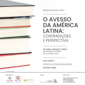 Palacio de Maldonado O avesso da América Latina: contradições e perspectiva Salamanca Marzo 2019