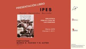 Casa de las Conchas IPES Salamanca Marzo 2019