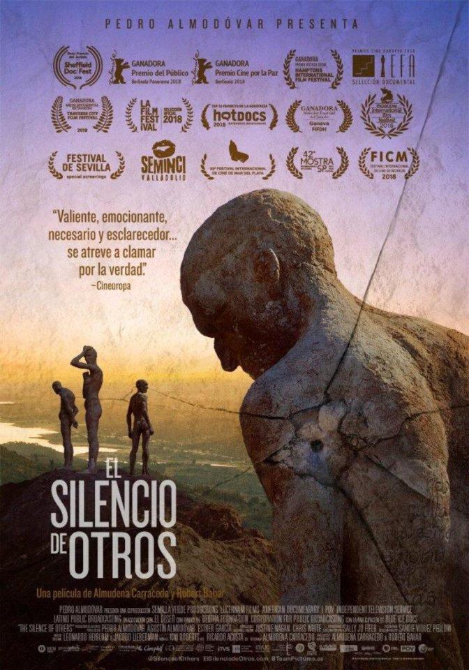 Filmoteca de Castilla y León El silencio de otros Salamanca Marzo 2019
