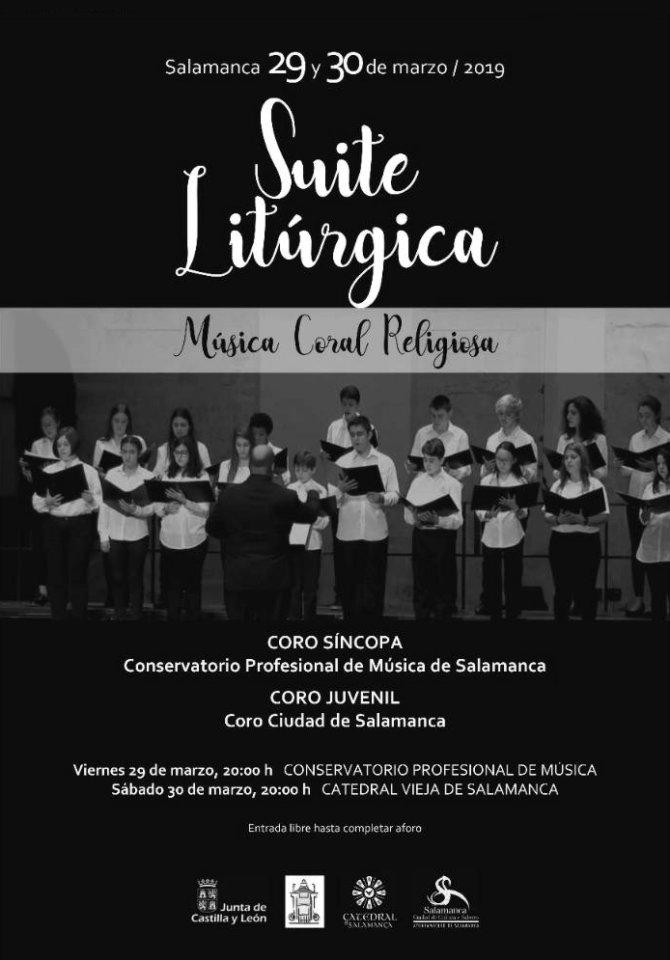 Suite Litúrgica Salamanca Marzo 2019