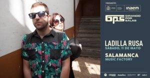 Music Factory Ladilla Rusa Salamanca Mayo 2019