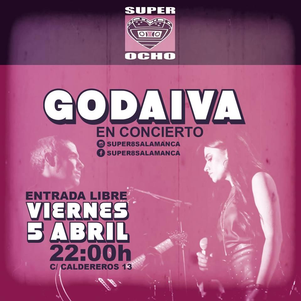 Super 8 Godaiva Salamanca Abril 2019