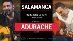 Centro Comercial Vialia Adurache Salamanca Abril 2019