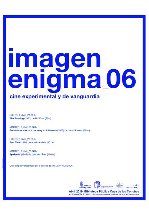 Casa de las Conchas Imagen Enigma 06 Salamanca Abril 2019.