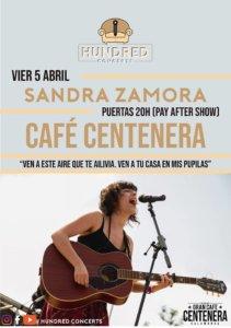 Centenera Sandra Zamora Salamanca Abril 2019