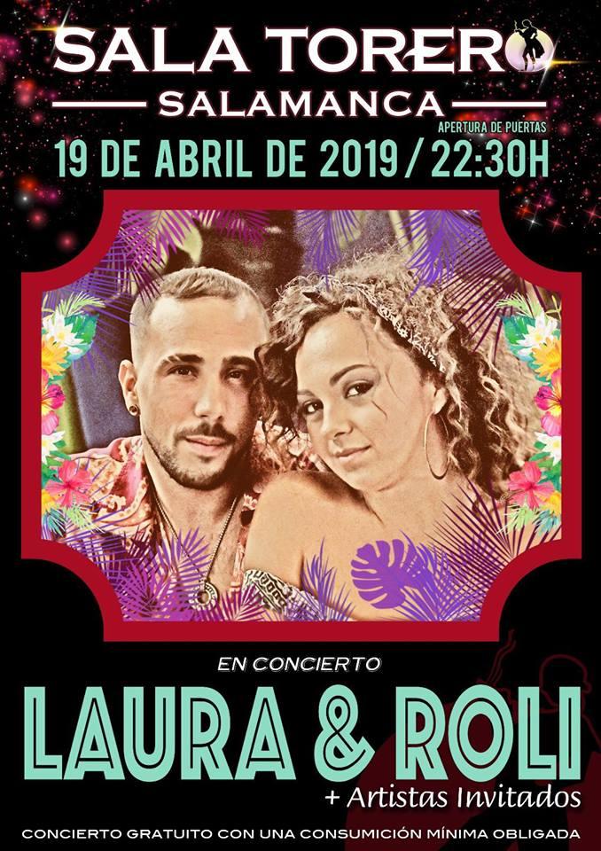 Sala Torero Laura & Roli Salamanca Abril 2019