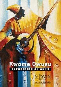 El Rastrel Kwame Owusu Salamanca Abril 2019