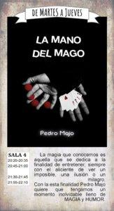 La Malhablada La mano del mago Salamanca Abril 2019