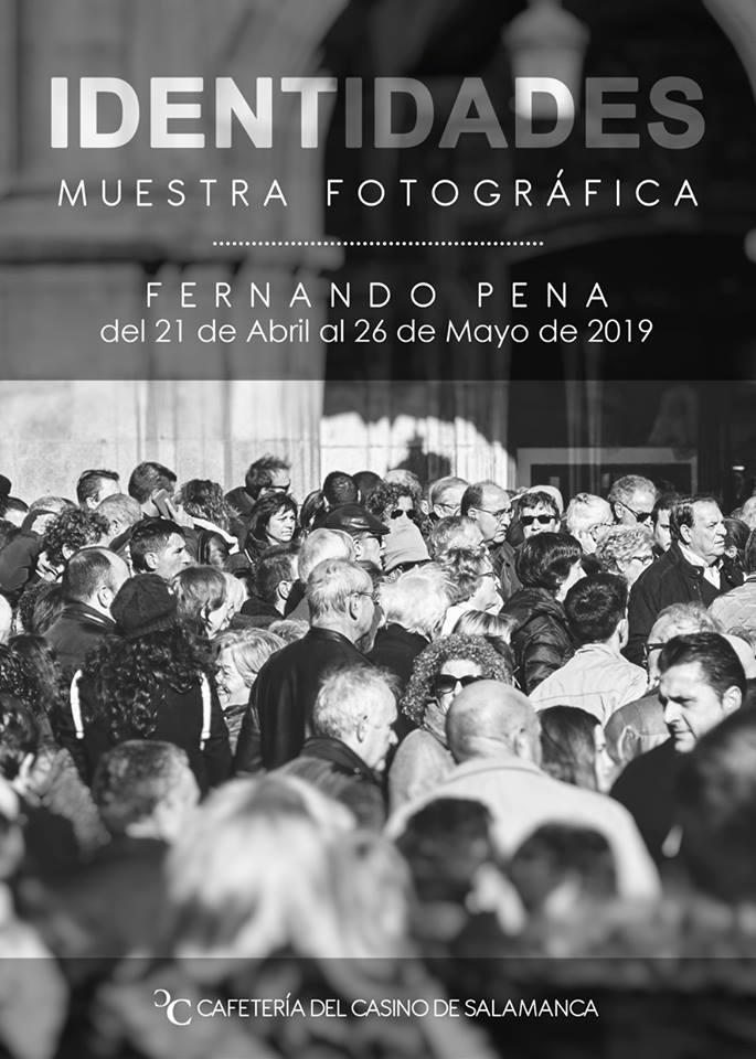 Casino de Salamanca Fernando Pena Abril mayo 2019