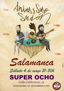 Super 8 Hermanos Sudón Salamanca Mayo 2019
