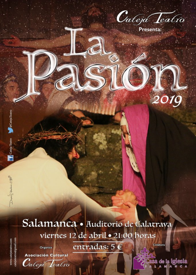 Auditorio Calatrava Cateja Teatro Salamanca Abril 2019