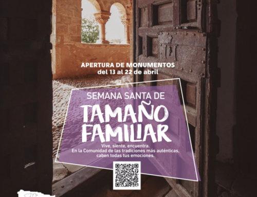 Salamanca, ciudad y provincia, abre sus monumentos por Semana Santa 2019.