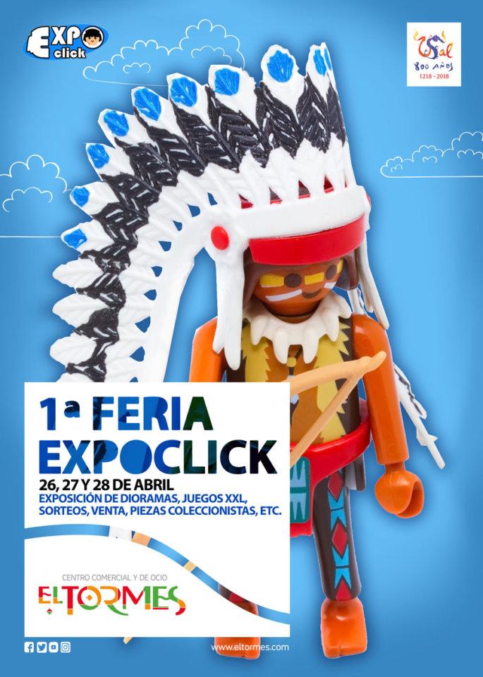 Centro Comercial El Tormes I Feria Expoclick Santa Marta de Tormes Abril 2019