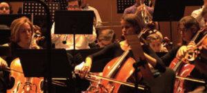 Centro de las Artes Escénicas y de la Música CAEM Joven Orquesta Sinfónica Ciudad de Salamanca Abril 2019