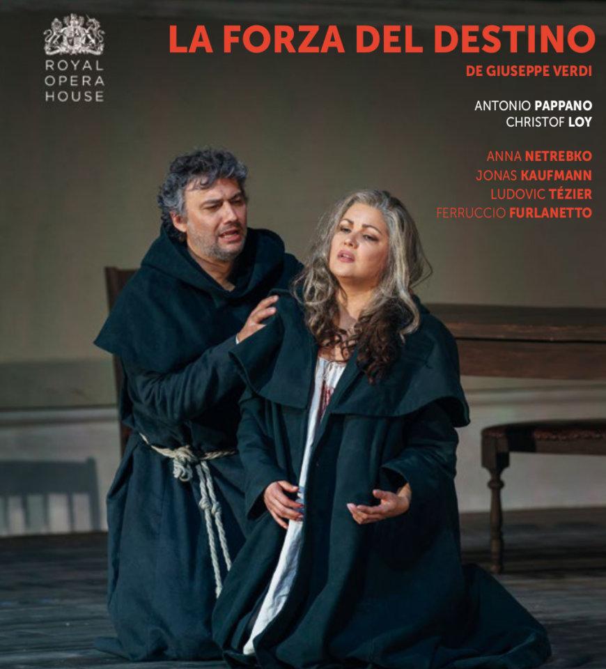 Cines Van Dyck La fuerza del destino Salamanca Abril 2019