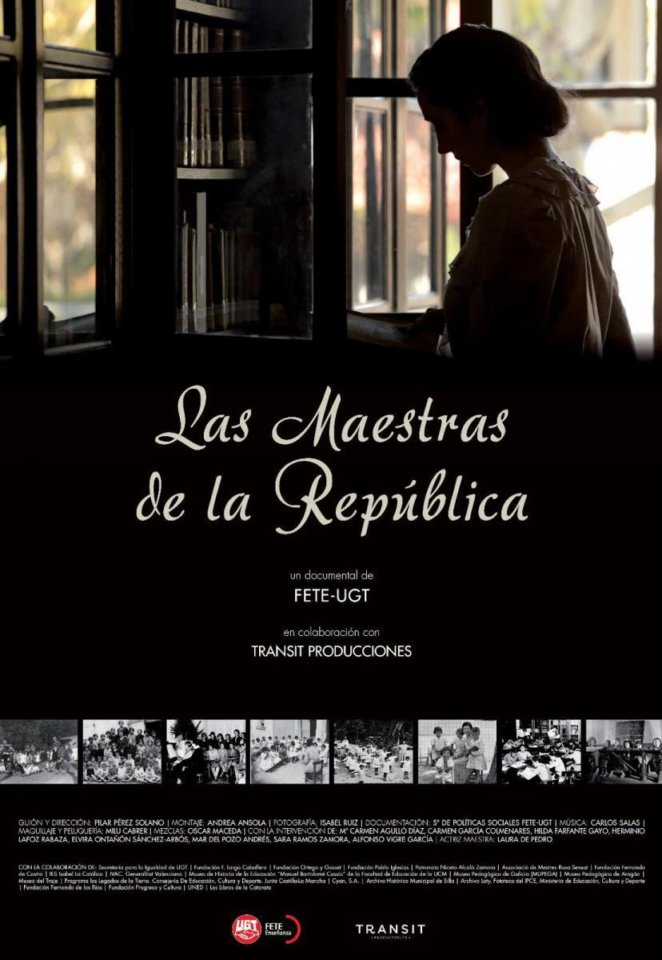 Filmoteca de Castilla y León Las maestras de la República Salamanca Abril 2019