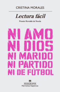 Facultad de Ciencias Sociales Cristina Morales Salamanca Abril 2019
