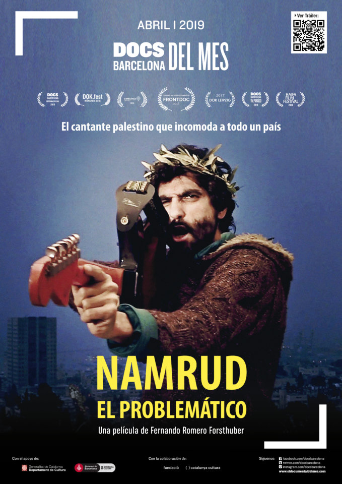 Aula Teatro Juan del Enzina Namrud el problemático Salamanca Abril 2019