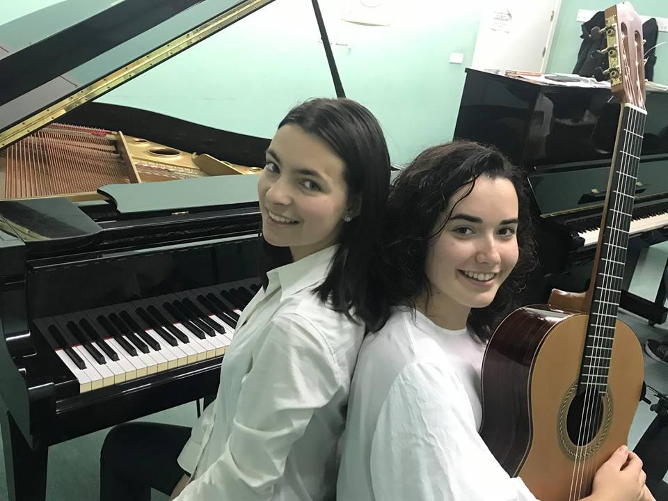 Conservatorio Superior de Música de Castilla y León COSCYL María Vaquero y María Argüeso Salamanca Mayo 2019