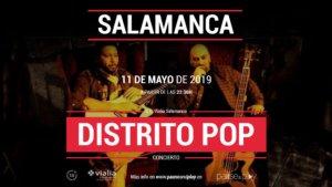 Centro Comercial Vialia Distrito Pop Salamanca Mayo 2019