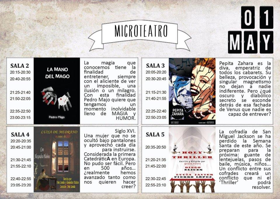La Malhablada Salamanca 1 de mayo de 2019