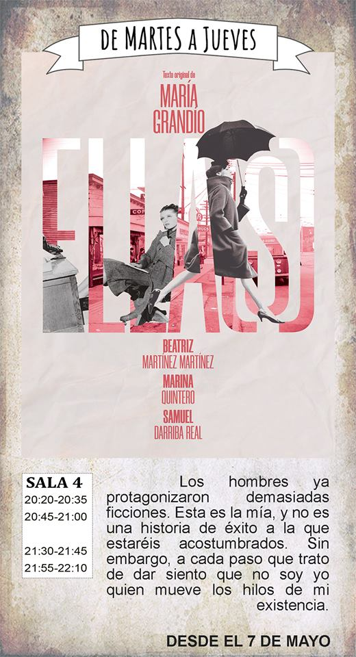 La Malhablada Ellas Salamanca Mayo 2019
