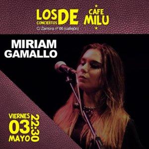 Café Milú Miriam Gamallo Salamanca Mayo 2019