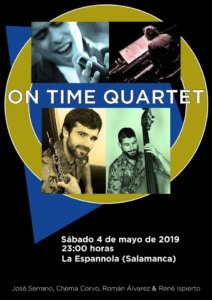 La Espannola On Time Quarter Salamanca Mayo 2019