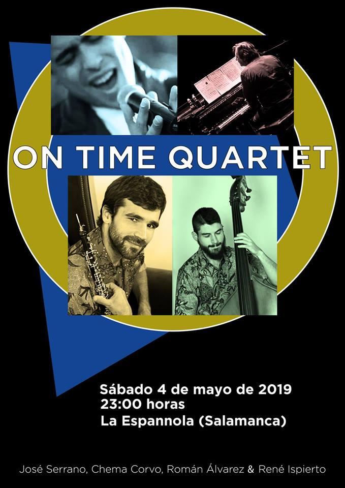 La Espannola On Time Quarter Salamanca Mayo 2019