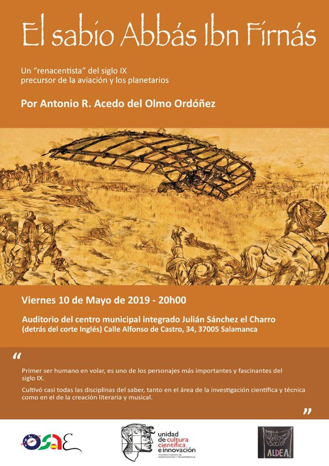 Julián Sánchez El Charro Antonio Acedo del Olmo Salamanca Mayo 2019
