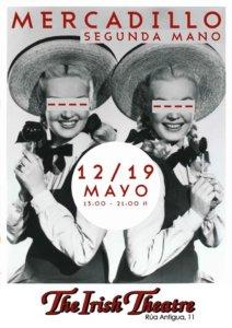 The Irish Theatre Mercadillo de Segunda Mano Salamanca Mayo 2019