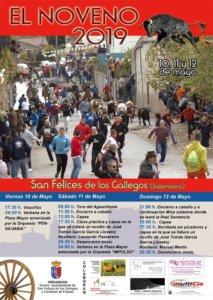San Felices de los Gallegos Fiestas de El Noveno Mayo 2019