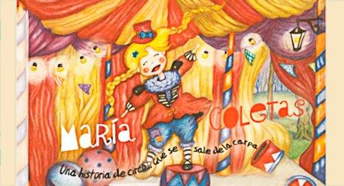 Manolita Café Bar Los cuentacuentos de Manolita María Coletas Salamanca Mayo 2019