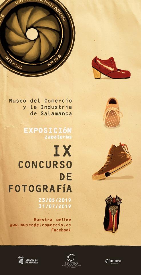 Museo del Comercio y de la Industria IX Concurso de Fotografía Salamanca Mayo junio julio 2019