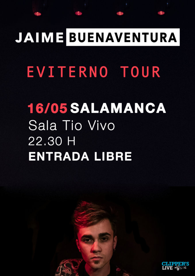Tío Vivo Jaime Buenaventura Salamanca Mayo 2019